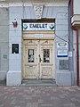 Bajcsy-Zsilinszky street 2, gate, 2018 Karcag.jpg