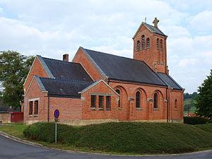 Ballay - The Church of Notre-Dame