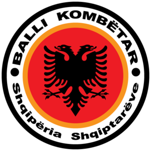 Democratic National Front Party - Image: Balli Kombetar