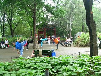 Purple Bamboo Park - Image: Bamboopic 6