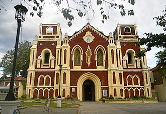 Bantay - Image: Bantay Church Ilocos Sur