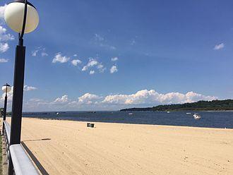 Port Washington, New York - Bar Beach
