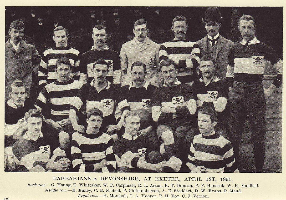 Howard Marshall (rugby union) - Wikipedia
