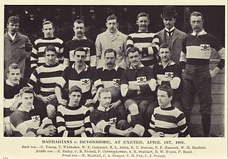 Percy Christopherson Rugby player