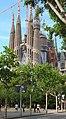 Barcelona Sagrada Familia Passion facade remote 02.jpg