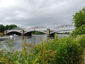 Barnes Railway Bridge