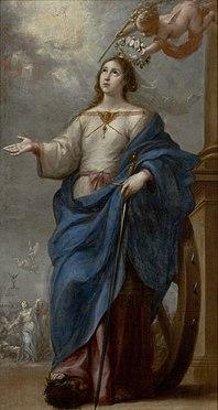 Saint du jour 198px-Bartolom%C3%A9_esteban_murillo_-_santa_catarina_de_alexandria_01