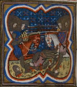 Description de l'image Bataille de Furnes (1297).png.