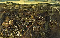 Battle of Pavia - Unknown Artist - Google Cultural Institute.jpg