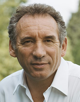 2017 French legislative election - François Bayrou in 2006