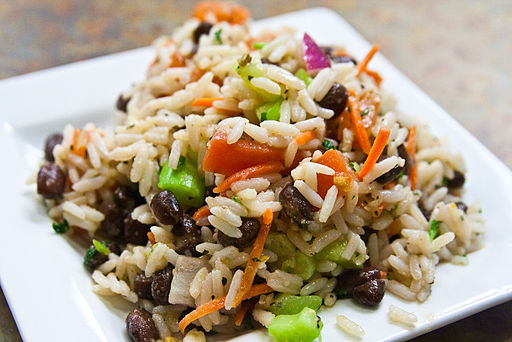 Bean Rice Salad