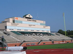 Bearcat Stadium - Image: Bearcat stadium