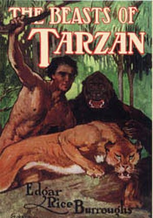The Beasts of Tarzan - Image: Beasts of tarzan