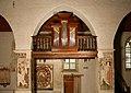 Begijnhofkerk-het orgel bovenop het doksaal - 373928 - onroerenderfgoed.jpg