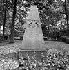 begraafplaats, obelisk groeninx van zoelen - bolnes - 20037320 - rce