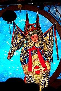 Peking opera Chinese opera style