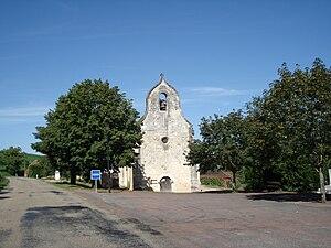 Beleymas - The church of Beleymas