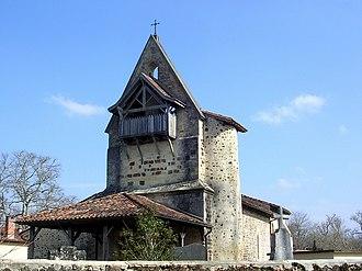 Belhade - The church of Belhade