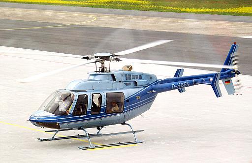 Bell 407 (D-HBEN)