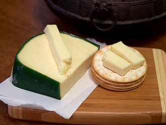 Bergenost - Bergenost cheese