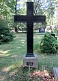 Berlin, Kreuzberg, Zossener Strasse, Friedhof II Jerusalems- und Neue Kirche, Grab Heinrich Dietrich von Grolman.jpg