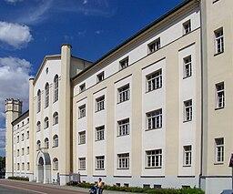 Bernburg Landratsamt