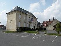 Berthecourt mairie.JPG