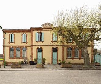 Bessens - Image: Bessens La Mairie