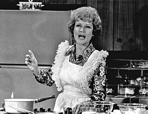 Betty White - White as Sue Ann Nivens in The Mary Tyler Moore Show