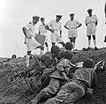 Bezoek Prins Bernhard aan Nederlandse Antillen , militaire oefening, Bestanddeelnr 905-8930.jpg