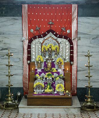 Bhavani - A shrine to Bhavani