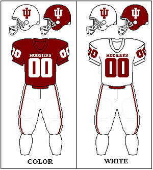 Indiana Hoosiers football