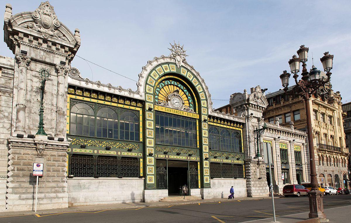 Bilbao Train Station Car Rental