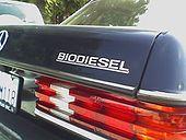 Older diesel Mercedes are popular for running on biodiesel.