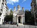 "Biserica ""Maicii Domnului, Sfintii Mucenici Ciprian si Iustina"", Zlatari, Calea Victoriei, Bucuresti, sect. 3.JPG"