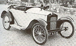 Blériot-Whippet 8/9 hp (1921)