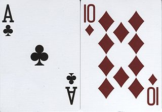 gambling card game