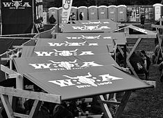 Black and white photographs of Wacken Open Air 2015 06.jpg