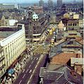 Blackett Street, Newbridge Street Junction Newcastle upon Tyne 1966.jpg
