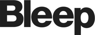 Bleep.com - Image: Bleep logo