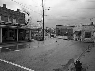 National Register of Historic Places listings in Nelson County, Kentucky - Image: Bloomfield, KY HD