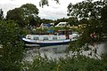 Boat moored on the River Avon - geograph.org.uk - 548403.jpg