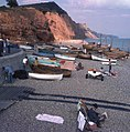 Boats at Sidmouth - geograph.org.uk - 717727.jpg