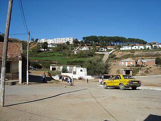 Bordj Thar Commune and town in Jijel Province, Algeria