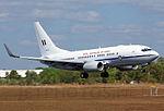 Boeing 737-7DT(BBJ), Australia - Royal Australian Air Force (RAAF) JP6633816.jpg