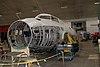 Boeing B-17D-BO Flying Fortress 40-3097 The Swoose LNose Restoration NMUSAF 25Sep09 (14598429154)