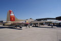 Boeing B-17G-85-DL Flying Fortress Nine-O-Nine RSideRear CFatKAM 09Feb2011 (14960919596).jpg