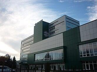 Automotive industry in Ukraine - Bogdan factory in Cherkasy