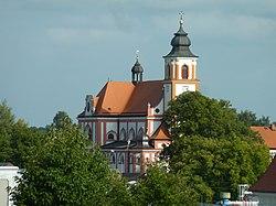 Bolatice, kostel sv. Stanislava 6.JPG