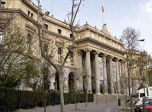 Bolsa de Madrid - Image: Bolsa de Madrid edited